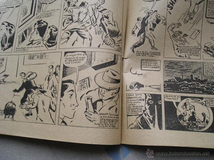 Tebeos: EL CAPITAN MARAVILLAS ¡¡ ORIGINAL !!. 2ª JORNADA. LAS LENTES DE LA MUERTE. FOTOS TODAS PAGINAS - Foto 26 - 49768085