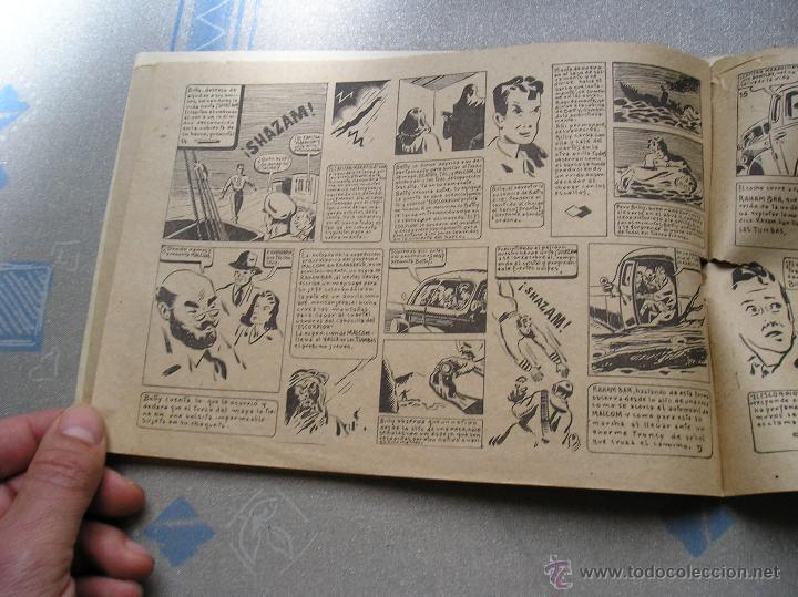 Tebeos: EL CAPITAN MARAVILLAS ¡¡ ORIGINAL !!. 2ª JORNADA. LAS LENTES DE LA MUERTE. FOTOS TODAS PAGINAS - Foto 27 - 49768085