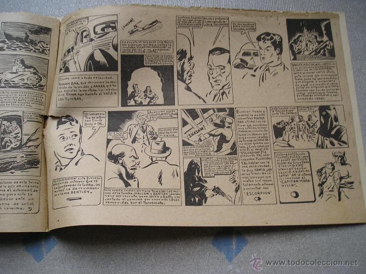 Tebeos: EL CAPITAN MARAVILLAS ¡¡ ORIGINAL !!. 2ª JORNADA. LAS LENTES DE LA MUERTE. FOTOS TODAS PAGINAS - Foto 28 - 49768085