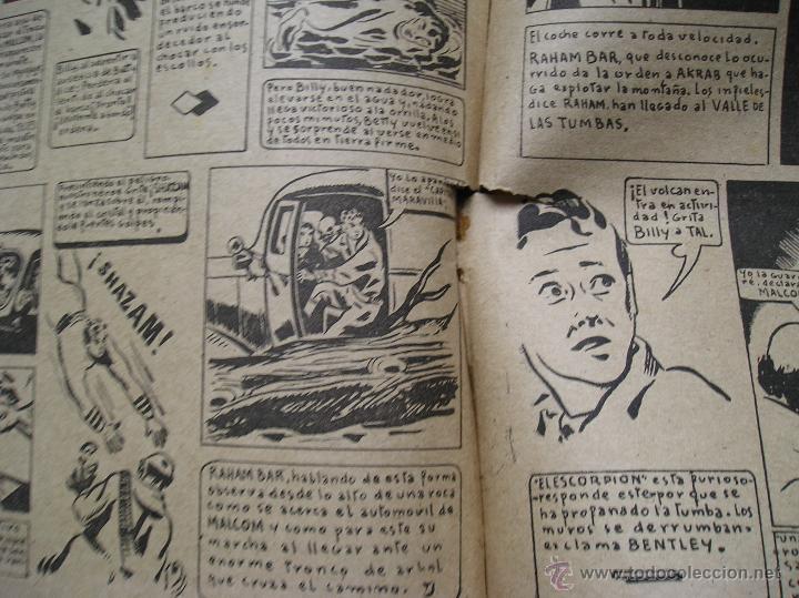 Tebeos: EL CAPITAN MARAVILLAS ¡¡ ORIGINAL !!. 2ª JORNADA. LAS LENTES DE LA MUERTE. FOTOS TODAS PAGINAS - Foto 29 - 49768085