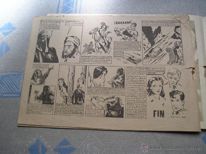 Tebeos: EL CAPITAN MARAVILLAS ¡¡ ORIGINAL !!. 2ª JORNADA. LAS LENTES DE LA MUERTE. FOTOS TODAS PAGINAS - Foto 30 - 49768085
