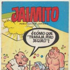 Livros de Banda Desenhada: JAIMITO Nº 1673. CON UNA AVENTURA DE VAÑÓ.. Lote 49782992