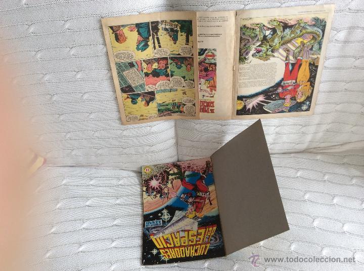Tebeos: Luchadores del espacio La saga de los Aznar - Foto 3 - 49883958