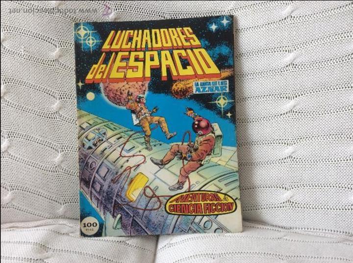 LUCHADORES DEL ESPACIO LA SAGA DE LOS AZNAR (Tebeos y Comics - Valenciana - Colosos del Comic)