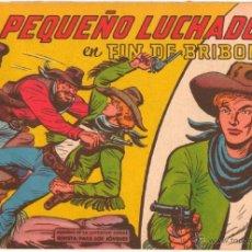 Tebeos: EL PEQUEÑO LUCHADOR ORIGINAL Nº 215 VALENCIANA 1960 - MANUEL GAGO. Lote 49958059