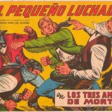 Tebeos: EL PEQUEÑO LUCHADOR ORIGINAL Nº 217 VALENCIANA 1960 - MANUEL GAGO. Lote 49958073