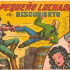 Tebeos: EL PEQUEÑO LUCHADOR ORIGINAL Nº 218 VALENCIANA 1960 - MANUEL GAGO. Lote 49958083