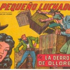 Tebeos: EL PEQUEÑO LUCHADOR ORIGINAL Nº 219 VALENCIANA 1960 - MANUEL GAGO. Lote 49958089