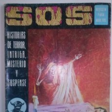 Tebeos: SOS - I ÉPOCA- Nº 15 -1975-LUIS COLLADO-MANUEL GAGO-PABLO MARCOS-MUY RARO-ESCASO-LEAN-3453. Lote 206539441