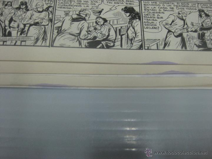 Tebeos: 3 el espadachin enmascarado nº,27,31,32 - Foto 3 - 50295239