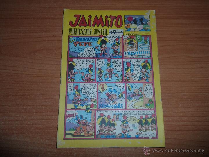 JAIMITO Nº 1178 EDITORIAL VALENCIANA ORIGINAL (Tebeos y Comics - Valenciana - Jaimito)