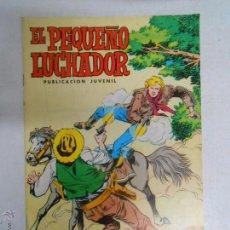 Tebeos: EL PEQUEÑO LUCHADOR. Nº 6 FLECHAS Y PLOMO. EDITORIAL VALENCIANA. TDKC9. Lote 50426712