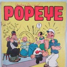 Tebeos: POPEYE Y COCOLISO - ED. VALENCIANA . Lote 50458177
