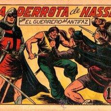 Tebeos: EL GUERRERO DEL ANTIFAZ (VALENCIANA) Nº 111. Lote 50536798