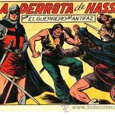 Tebeos: EL GUERRERO DEL ANTIFAZ (VALENCIANA) Nº 111. Lote 50536830