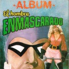 Tebeos: ÁLBUM EL HOMBRE ENMASCARADO.. Lote 50664982
