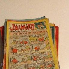 Tebeos: LOTE 47 COMICS JAIMITO Y UN EXTRA NAVIDAD. Lote 50766786