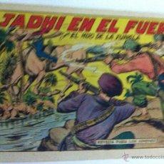 Tebeos: EL HIJO DE LA JUNGLA -Nº. 15. Lote 50919762