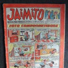 Tebeos: JAIMITO Nº 517 EDITORIAL VALENCIANA. Lote 51078197