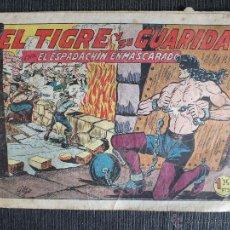 Tebeos: EL ESPADACHIN ENMASCARADO Nº 153 EDITORIAL VALENCIANA. Lote 51090031