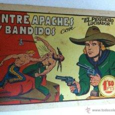 Tebeos: EL PEQUEÑO LUCHADOR - Nº.5. Lote 51107507
