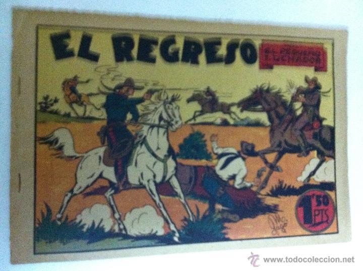 EL PEQUEÑO LUCHADOR - Nº.7 (Tebeos y Comics - Valenciana - Pequeño Luchador)