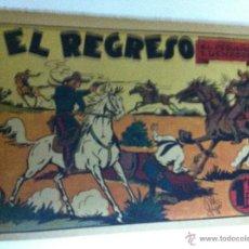 Tebeos: EL PEQUEÑO LUCHADOR - Nº.7. Lote 51107554