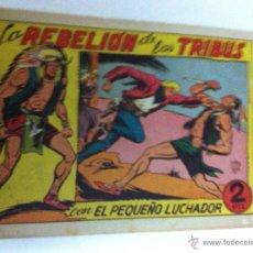 Tebeos: EL PEQUEÑO LUCHADOR -Nº. 74. Lote 51108026