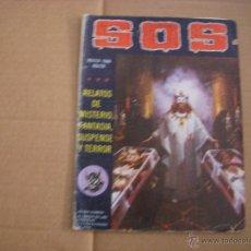 Tebeos: SOS Nº 18, SEGUNDA ÉPOCA, EDITORIAL VALENCIANA. Lote 51162648