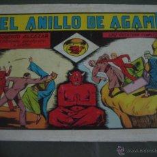 Tebeos: EDITORIAL VALENCIANA.- ROBERTO ALCAZAR Y PEDRIN.- NUM. 26 DEL 16 ENERO 1982.- EL ANILLO DE AGAMI . Lote 51319297