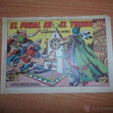 Tebeos: EL GUERRERO DEL ANTIFAZ N º 444 EDITORIAL VALENCIANA ORIGINAL. Lote 51425768