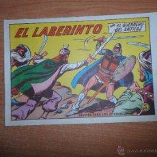 Tebeos: EL GUERRERO DEL ANTIFAZ N º 586 EDITORIAL VALENCIANA ORIGINAL . Lote 51425880