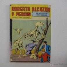 Tebeos: ROBERTO ALCAZAR Y PEDRIN EN EL MISTERIO DEL MUSEO - EDIVAL S.A.. Lote 51457374