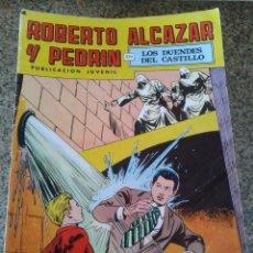 Tebeos: ROBERTO ALCAZAR Y PEDRIN -- 2ª EPOCA -- LOTE DE 40 EJEMPLARES -- VALENCIANA --. Lote 51462403