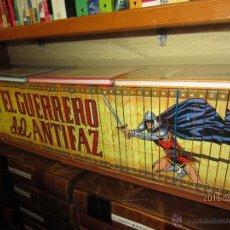 Tebeos: EL GUERRERO DEL ANTIFAZ - 69 VOLUMENES COMPLETO - NUEVO. Lote 51507126