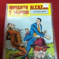 Tebeos: VALENCIANA - ROBERTO ALCAZAR Y PEDRIN NUMERO 61. Lote 51574754