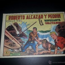 Tebeos: ROBERTO ALCAZAR Y PEDRÍN -EL NAVEGANTE SOLITARIO- EDITORIAL VALENCIANA NUM. 939 - 1970. Lote 51580432