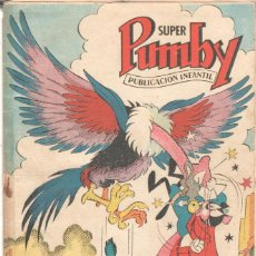 Tebeos: SUPER PUMBY Nº 9 1ª DE 5 PTS, OERIGINAL EDI. VALENCIANA 1961. Lote 51639285