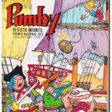Livros de Banda Desenhada: PUMBY . Nº 1129. VALENCIANA 1981. (ST/). Lote 51671995