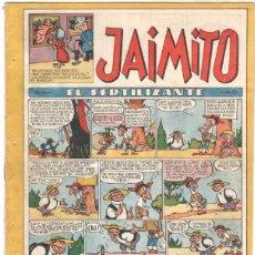 Tebeos: JAIMITO ORIGINAL Nº 147 -DICK WINGERT,JAIMITO POR KARPA-CHIC YOUNG-ALAMAR-TOM SIMS-JOSE GRAU,SERAFIN. Lote 51677422