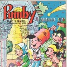 Tebeos: PUMBY ORIGINAL Nº 941 ALMANAQUE 1976 - SANCHÍS, KARPA, SIFRÉ, PALOP, E.CERDAN ETC. NUEVO. Lote 51767971
