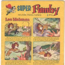 Tebeos: SUPER PUMBY ORIGINAL Nº 9. Lote 51772552