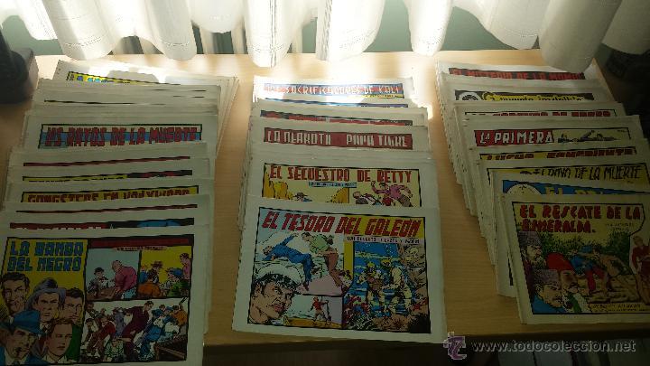 Tebeos: Roberto Alcazar y Pedrin 104 números reedición principios 1980 - Valenciana - Foto 2 - 51782036