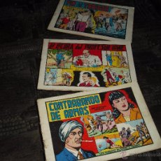 Tebeos: LOTE 3 COMICS ROBERTO ALCAZAR 1982 ORIGINAL. Lote 51794659