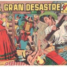 Tebeos: YUKI EL TEMERARIO ORIGINAL Nº 87 EDI VALENCIANA 1958 - MAGNÍFICO, IMPECABLE. Lote 51811254