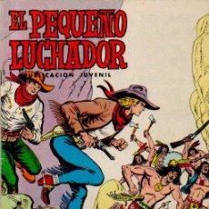 Tebeos - EL PEQUEÑO LUCHADOR Nº 77, UN PLAN PELIGROSO. SELECCIÓN AVENTURERA. EDITORIAL VALENCIANA, 1974 - 51935594