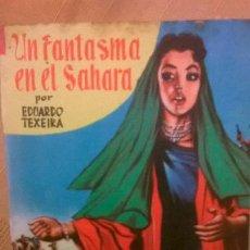 Tebeos: COLECCION COMANDOS - UN FANTASMA EN EL SAHARA, POR EDUARDO TEXEIRA - Nº 227 - ARGENTINA - 1959. Lote 52008426
