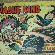 Tebeos: APACHE KING Nº 11 - VALENCIANA 1962 - ORIGINAL. Lote 81883606