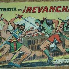 Tebeos: EL PATRIOTA Nº 3 - VALENCIANA 1960 - ORIGINAL. Lote 52129604
