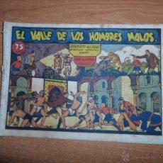 Tebeos: ROBERTO ALCAZAR Y PEDRIN Nº 26 ORIGINAL EDITORIAL VALENCIANA 1 ª EDICION 75 CENTIMOS. Lote 52131886